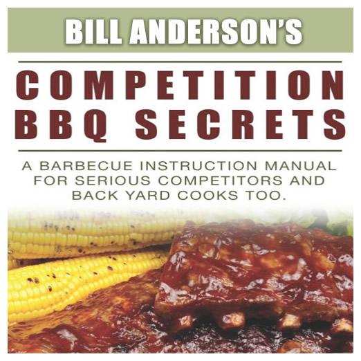 Competition BBQ Secrets 1
