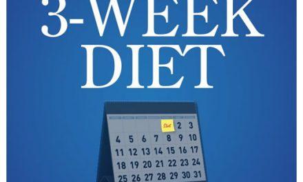 The 3 Week Diet System