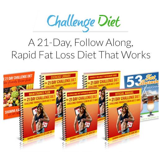 Challenge Diet 1
