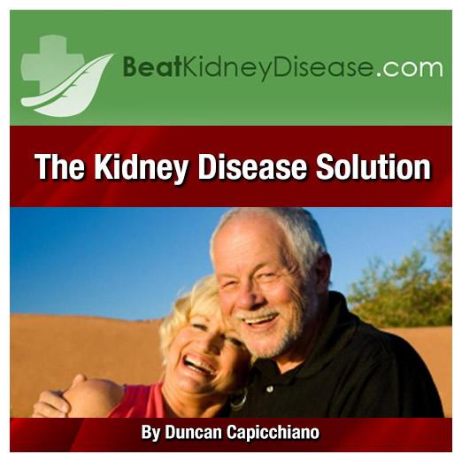 Kidney Disease Solution 1