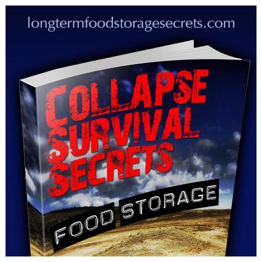 Food Storage Secrets 1