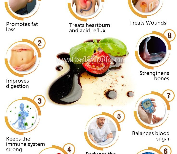Balsamic Vinegar: 12 Incredible Health Benefits