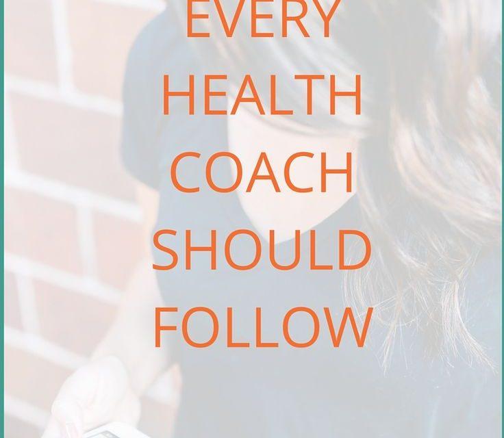 10 Blogs Every Health Coach Should Follow