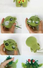 Crochet Toy Forest Spirit Amigurumi Pattern – Crochet News