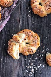 Açma – türkische butterzarte Brötchen – Lissi's Passion