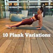 Star-Trainerin zeigt: Das sind die 10 effektivsten Plank-Übungen – FIT FOR FUN