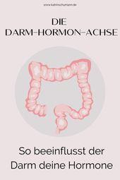 Darm und Hormone