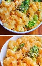 Healthy Mac and Cheese – Less Than 250 Calories!