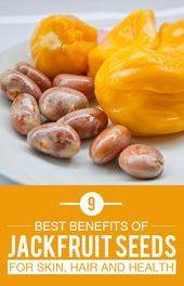 9 Wonderful Benefits Of Jackfruit Seeds + A Killer Recipe