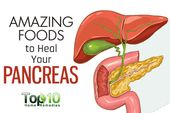 10 Amazing Foods to Heal Your Pancreas | Top 10 Home Remedies